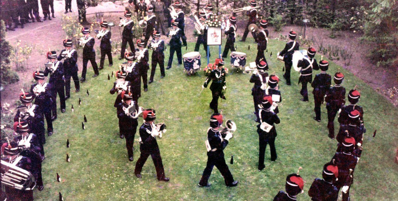 63-6 Trompetterkorps der Cavalerie (Muziekkorps Huzaren van Boreel)