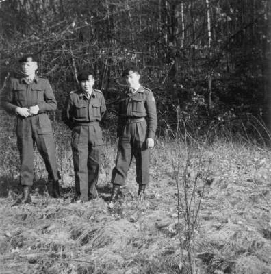 Visser-Texel met Van Tongeren-Warmond en Simenon-Geulle