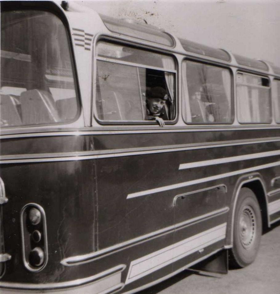 busvervoer naar optreden