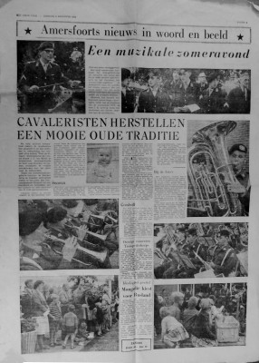 Amersfoortse Courant van 4-8-1964