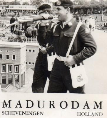 Optreden Madurodam   (2)1 juni 1965