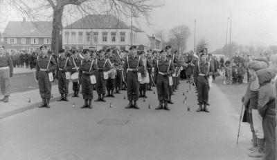 Trompetterkorps der Cavalerie