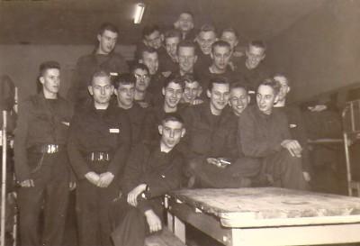63 Opleiding kamergenoten 1963