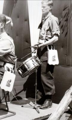 BERNHARD KAZ CONCOURS HIPPIQUE 13 JUN 1964 02
