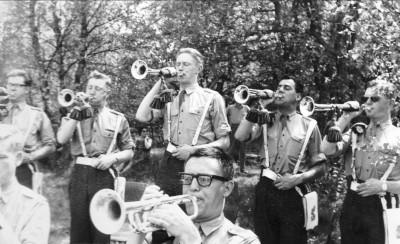 BERNHARD KAZ CONCOURS HIPPIQUE 13 JUN 1964 03