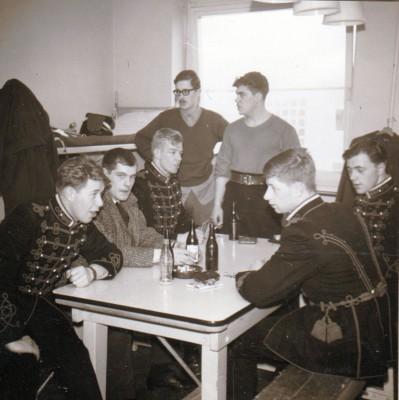 Hohne Duitsland jan 1965