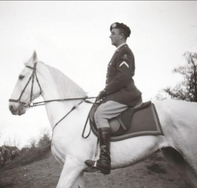 Wachtmeester 1 te paard dec 1964 03
