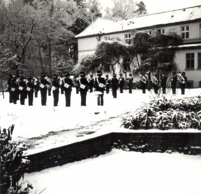 26 Optreden met Kerst 1964 in Duitsland