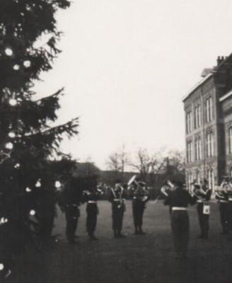 Kerst op Willem3 1964