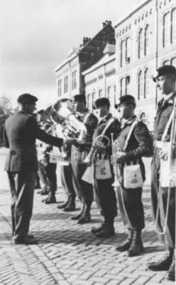 Onderscheiding 1965 Kol Lauriaar