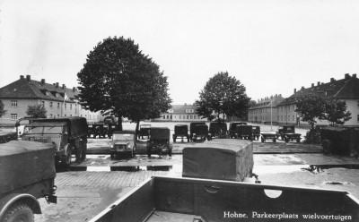 Hohne Parkeerplaats wielvoertuigen