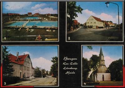 Pleisterplaats Bergen -Kreis Celle, Lunenburgerheid