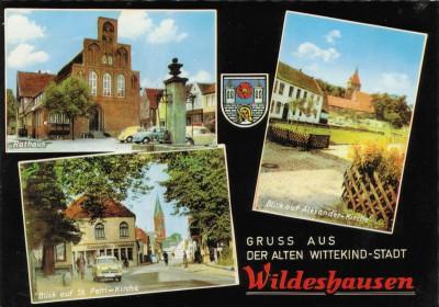 Pleisterplaats Wildeshausen