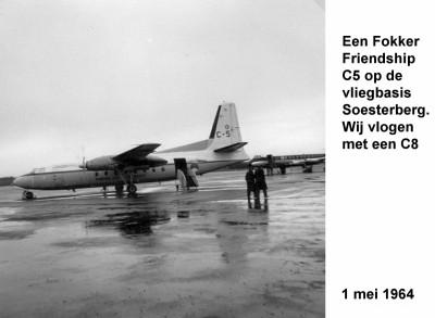 64-05-01 0 Onze Fokker Friendship-a
