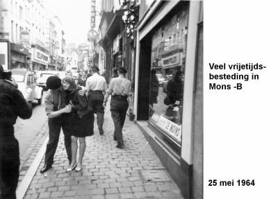 64-05-25 5 Veel vrijetijdsbesteding in Mons 1-a