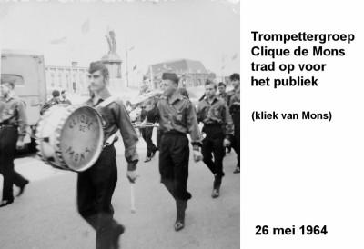 64-05-26 9 Trompettergroep Clique de Mons 2-a