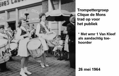 64-05-26 9 Trompettergroep Clique de Mons 3-a