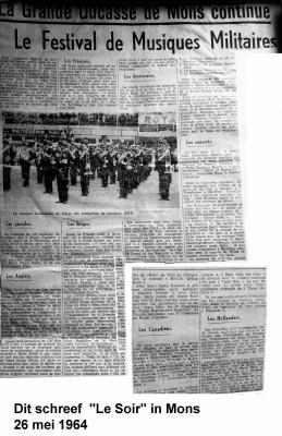 64-05-26 Dit schreef 'Le Soir' in Mons-a