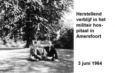 64-06-03 Verblijf in Militair Hospitaal in Amersfoort-a