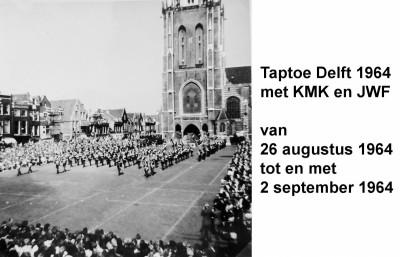 64-08-26 tot 64-09-02 Taptoe Delft met KMK-a
