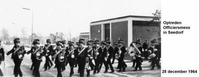 64-12-25 Optreden Officiersmess in Seedorf-a