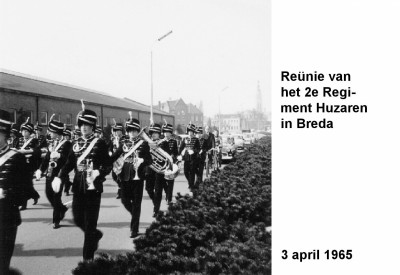 65-04-03 Reunie van het voorm. 2e Regiment Huzaren te Breda1-a