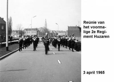 65-04-03 Reunie van het voormalig 2e Regiment Huzaren te Breda-a