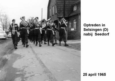 65-04-25 Optreden in Selsingen (D) nabij Seedorf-a