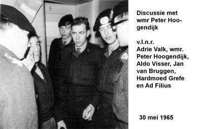 65-05-30 Discussie met Peter Hoogendijk-a