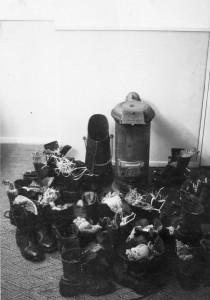 1964 Sinterklaasviering op kamer 1