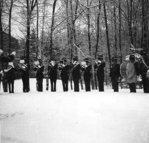25-12-1964 Kerst optreden seedorf