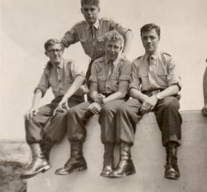 30-5-1964 lekke band Bus Taptoe Coevorden (3) (1)