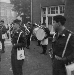 5 augustus  optreden off. Mess van Willem 3 2 (1)