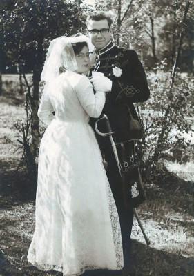 Bruidspaar van Doorn