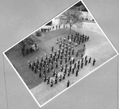 Repetitie voor Taptoe Delft