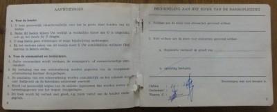 relikwieen 07 rapport individuele militaire opleiding