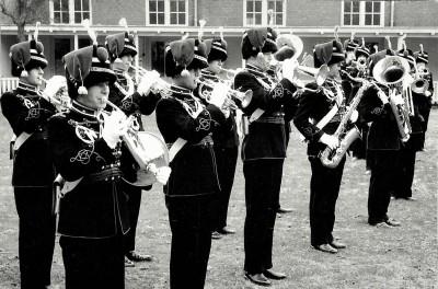 image51b Oud muzikanten hoorden nog eens hun korps 6 maart 1965